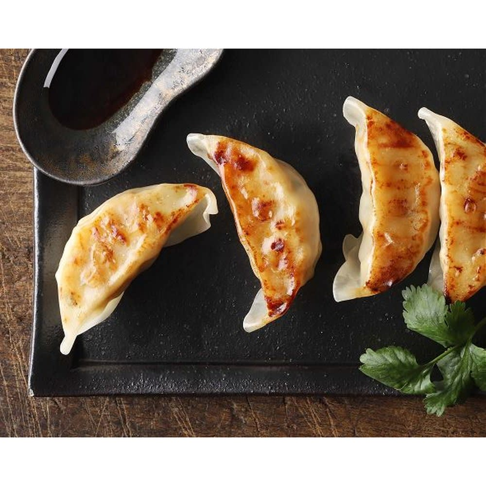 レンジで簡単焼き餃子5個入×20パック お惣菜