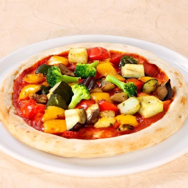 デルソーレ 野菜ピザ 10枚 お米・パン・麺類