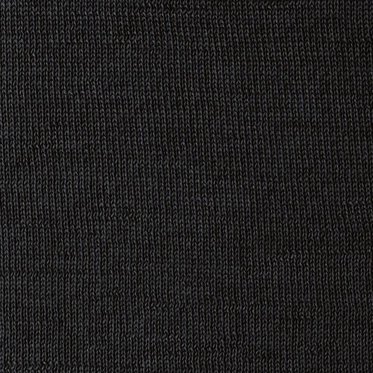 ホールガーメント(R) ハイネックニットプルオーバー(大きいサイズ) (ア)ブラック