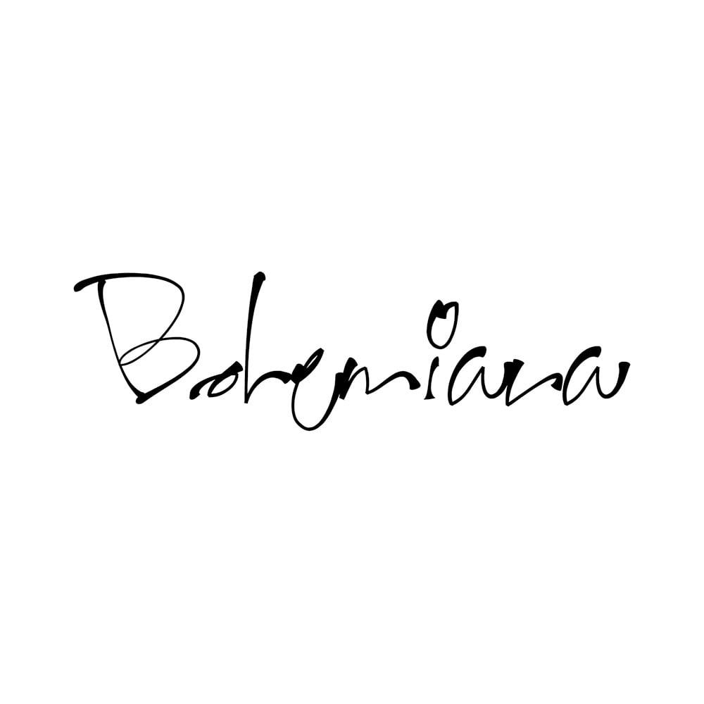 Bohemiana/ボヘミアーナ フラワープリント リネンコットンチュニック