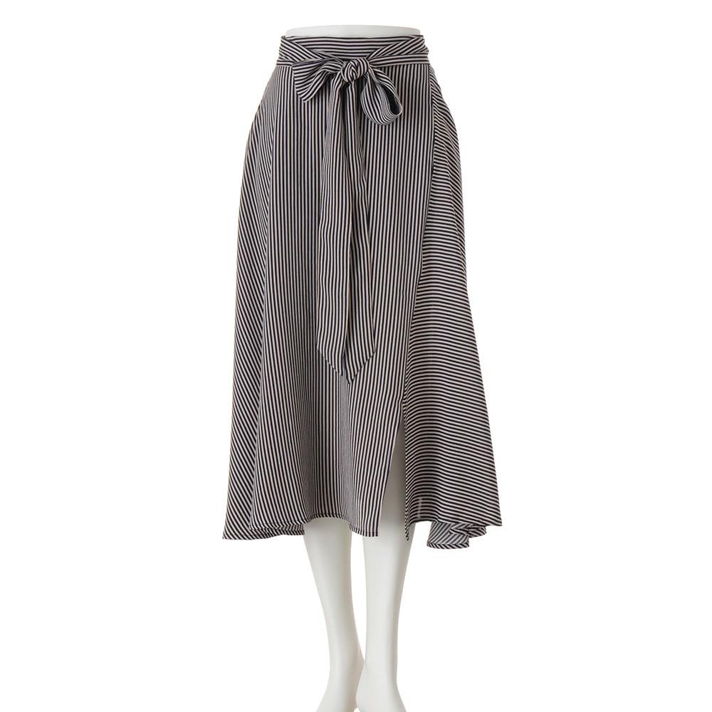 SO SOON/ソースーン ストライプスカート