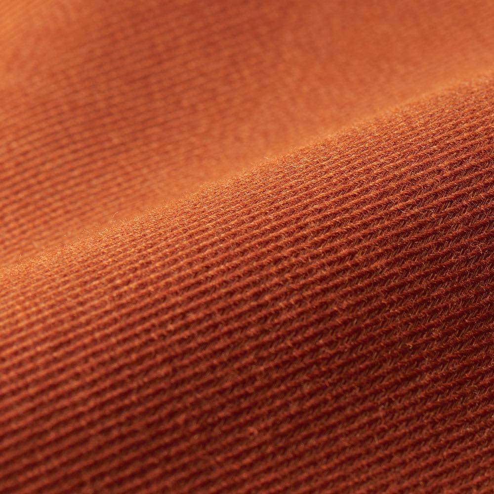 「NIKKE」 マフ シルクツイル タックデザイン パンツ 生地アップ