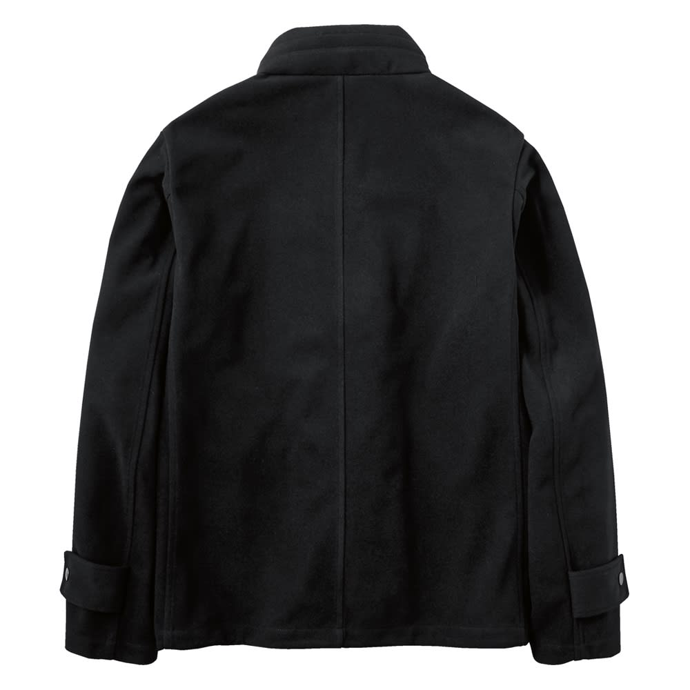 「ULTRA SHELL」 ジャージブルゾン Back Style