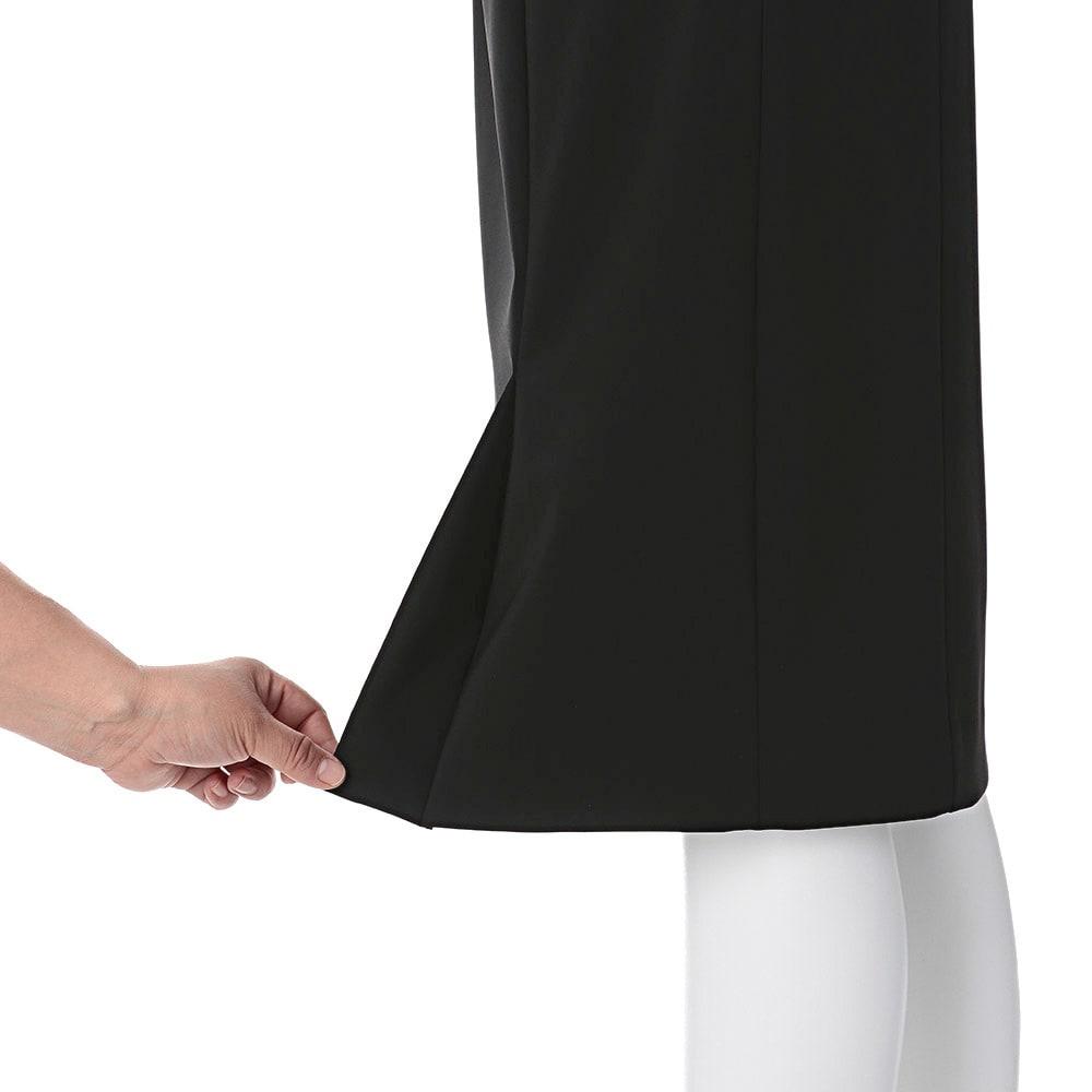 フォーマル対応 ストレッチスカート
