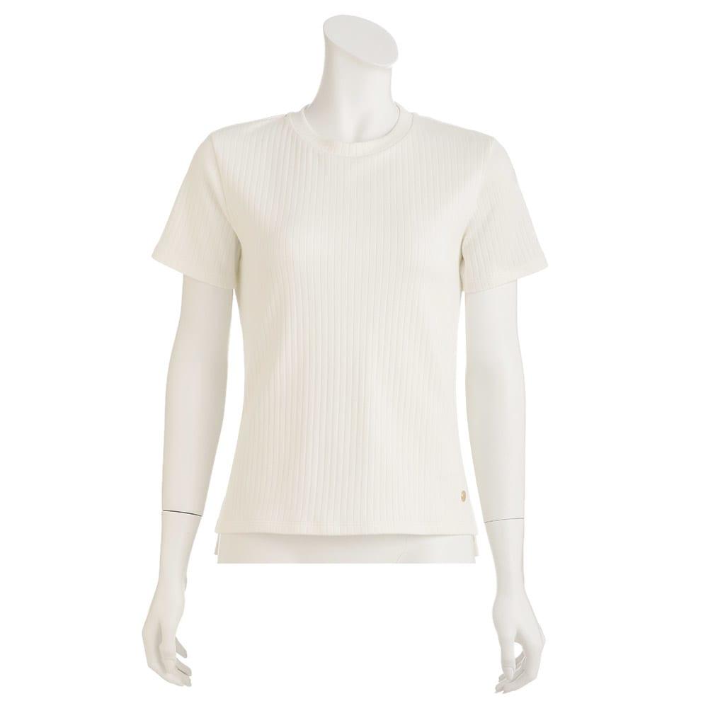 超長綿スビンギザコットン ワイドリブTシャツ ※今回こちらのお色の販売はございません。参考画像です。