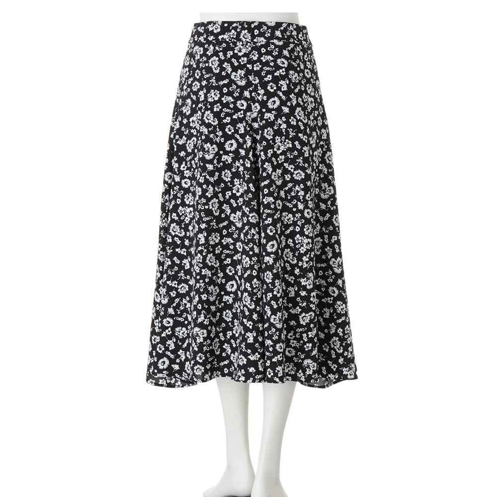 ナローフレアスカート ※今回こちらのお色の販売はございません。参考画像です。
