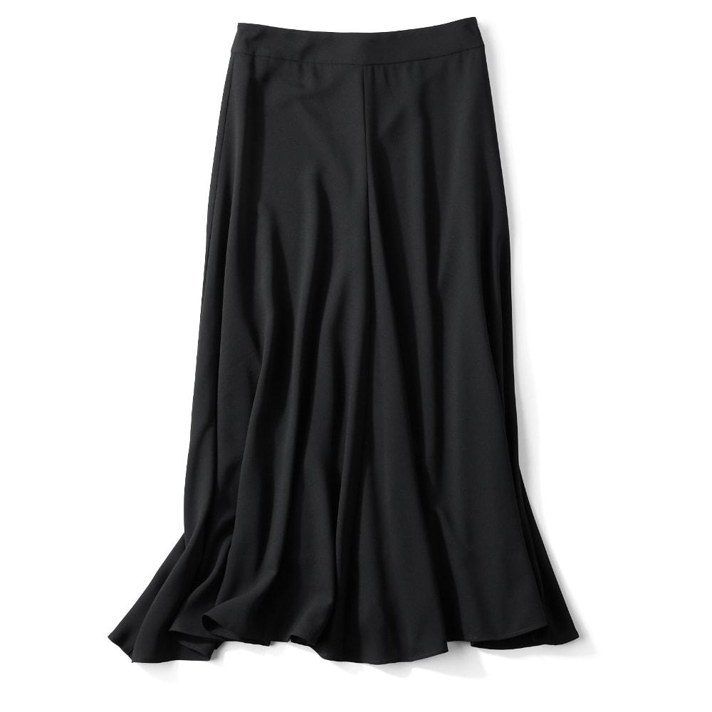 ナローフレアスカート