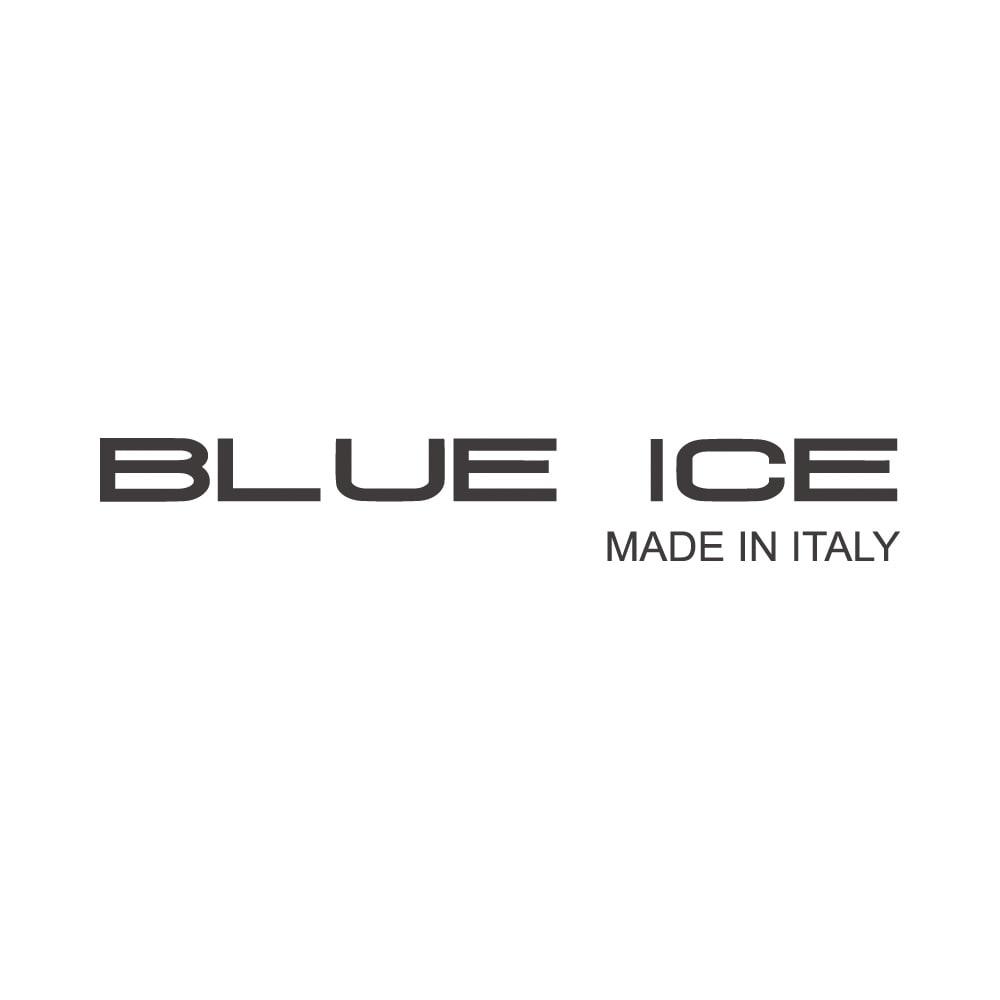 BLUE ICE/ブルー アイス 箔プリントTシャツ(イタリア製)
