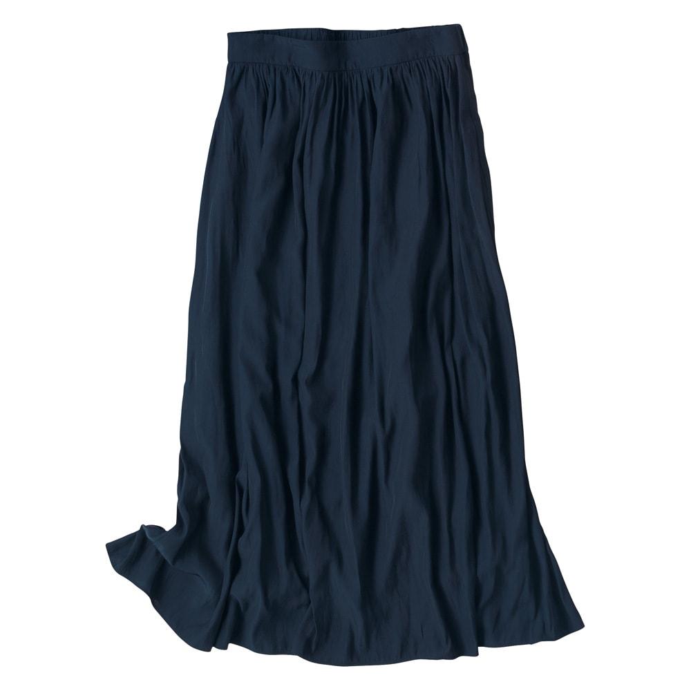 とろみシリーズ スカート ※今回こちらのお色の販売はございません。参考画像です。
