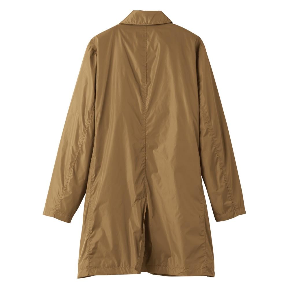 「LIMONTA」 ステンカラーコート Back Style