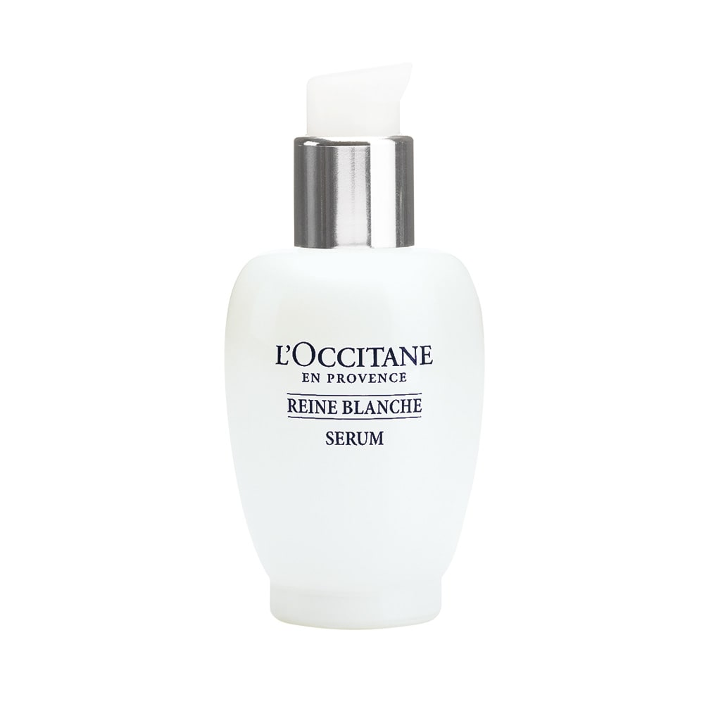 L'OCCITANE/ロクシタン レーヌブランシュ トリートメントデュオ レーヌブランシュ ホワイトインフュージョンセラム