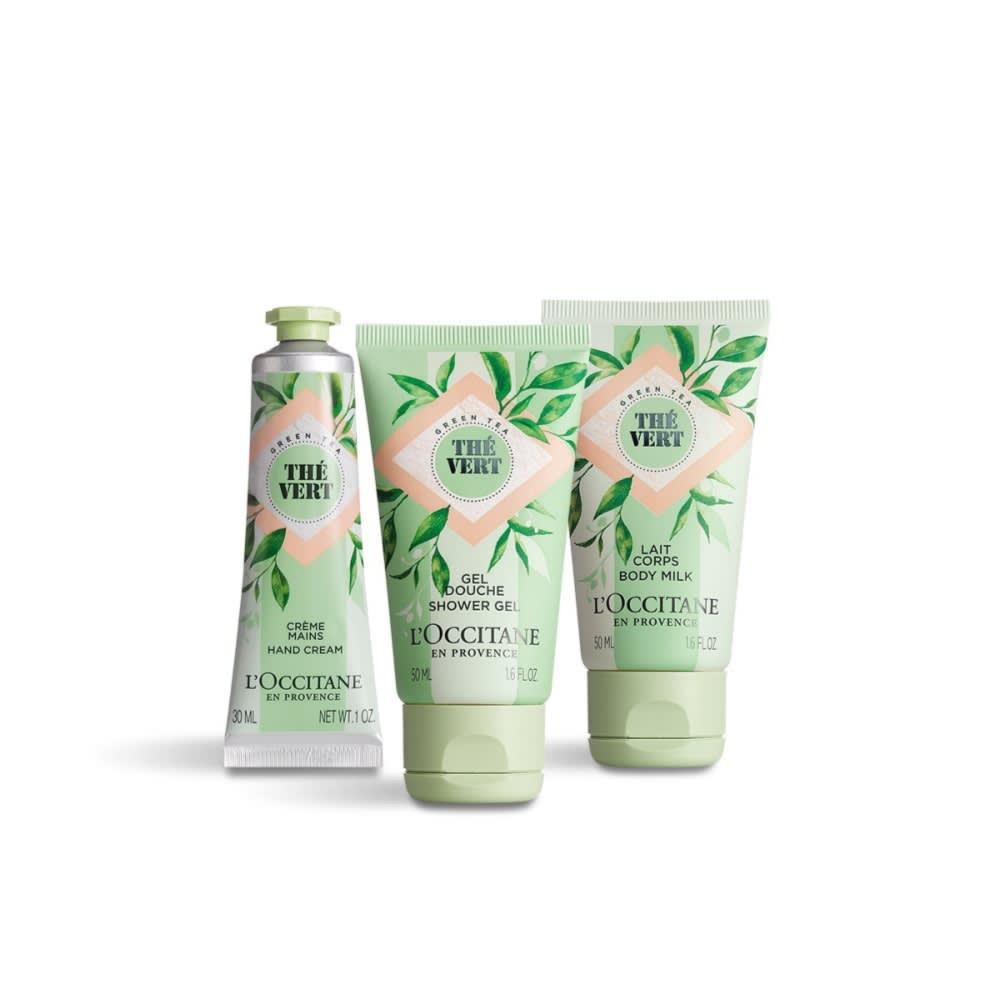 L'OCCITANE/ロクシタン グリーンティ ファーストキット 香水