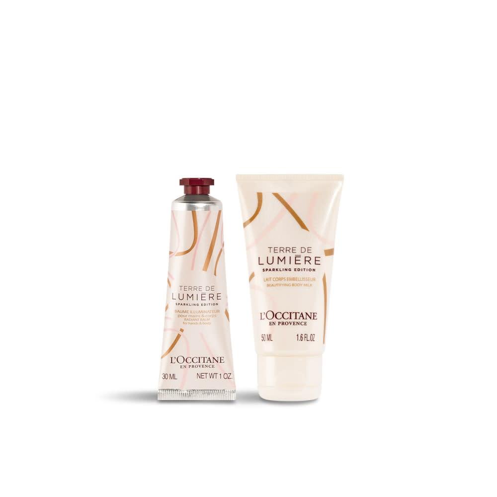 L'OCCITANE/ロクシタン テール ド ルミエール ジョイ プチギフト 美容液・マッサージクリーム