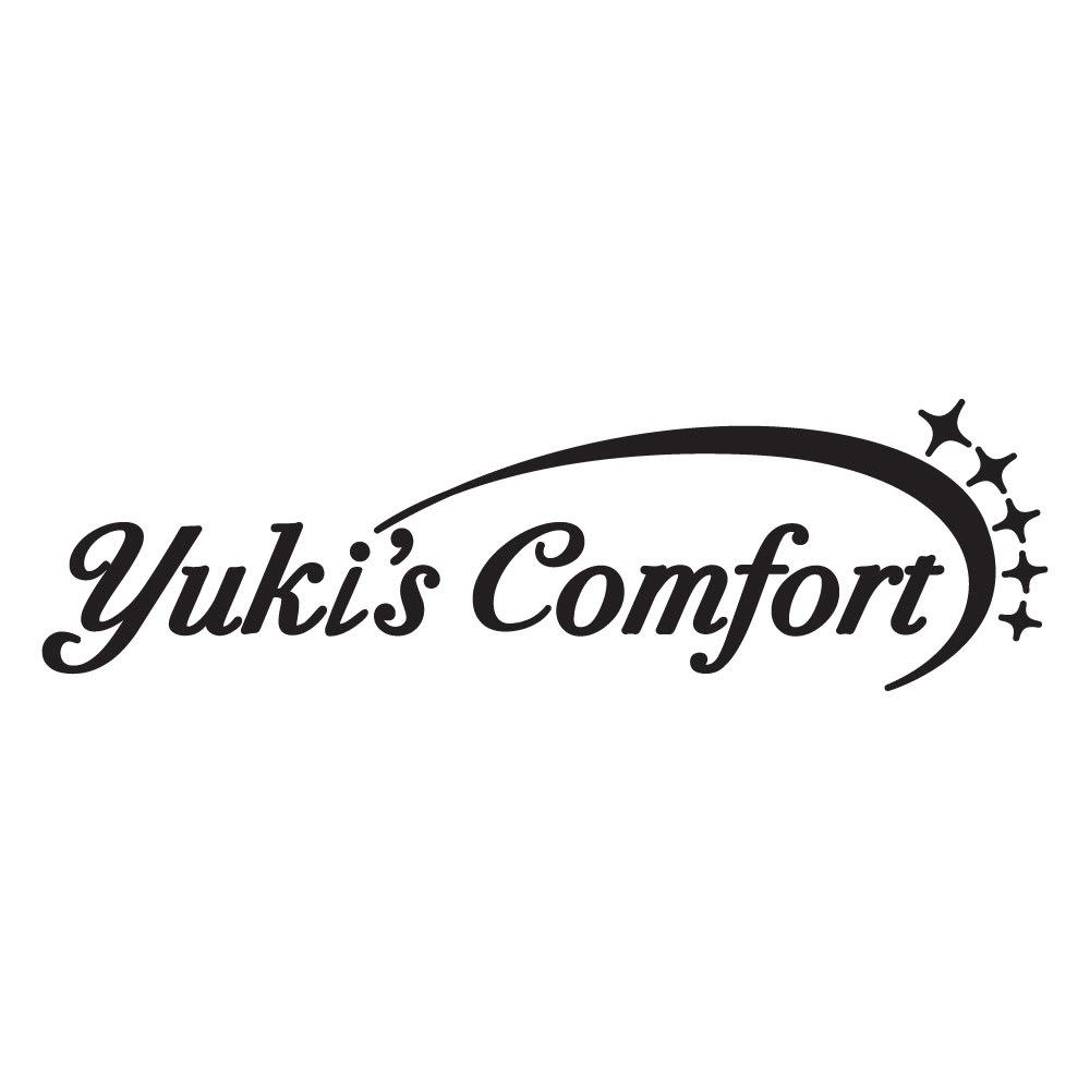 yuki's  comfort ヒールアップショートブーツ
