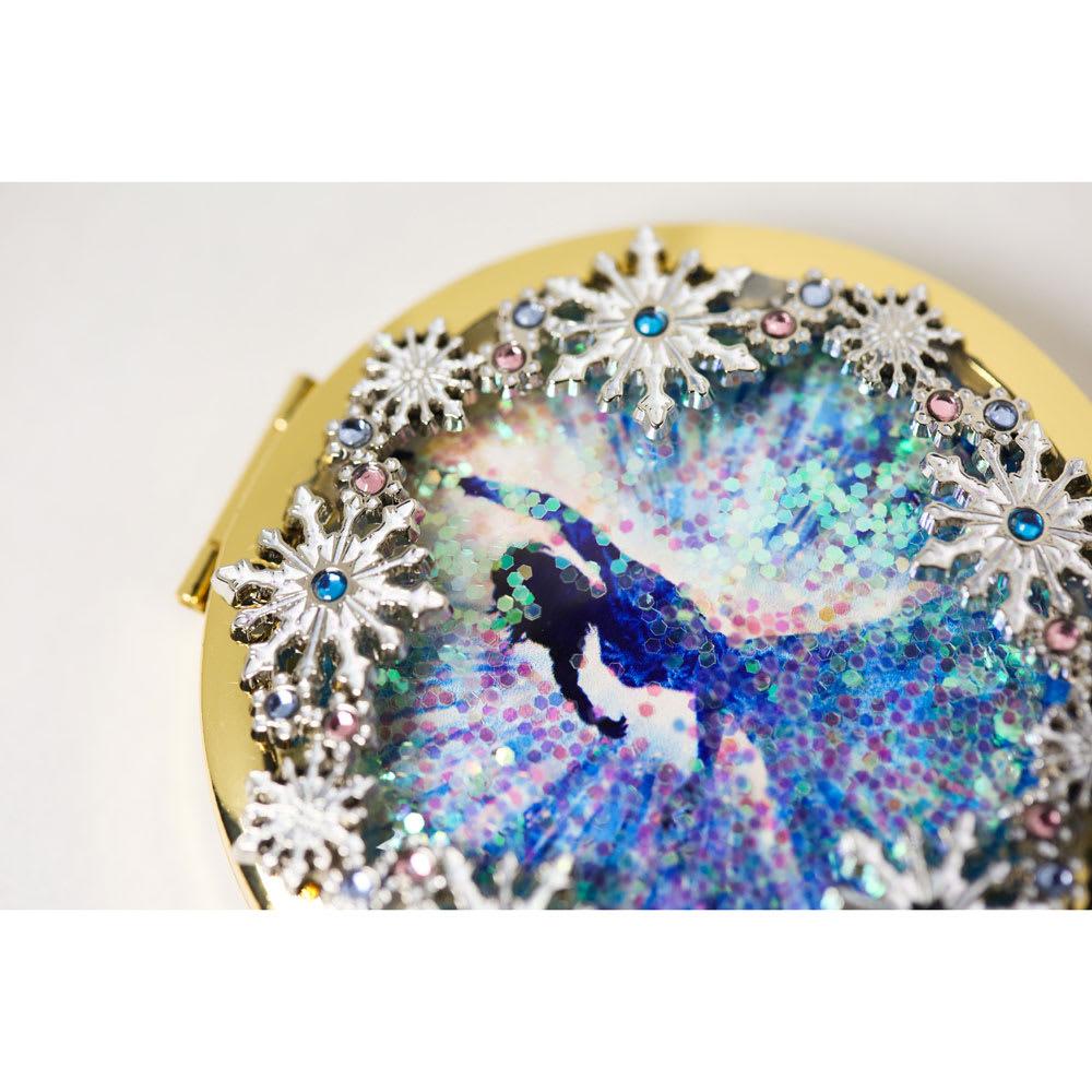 アナと雪の女王/コンパクトミラー