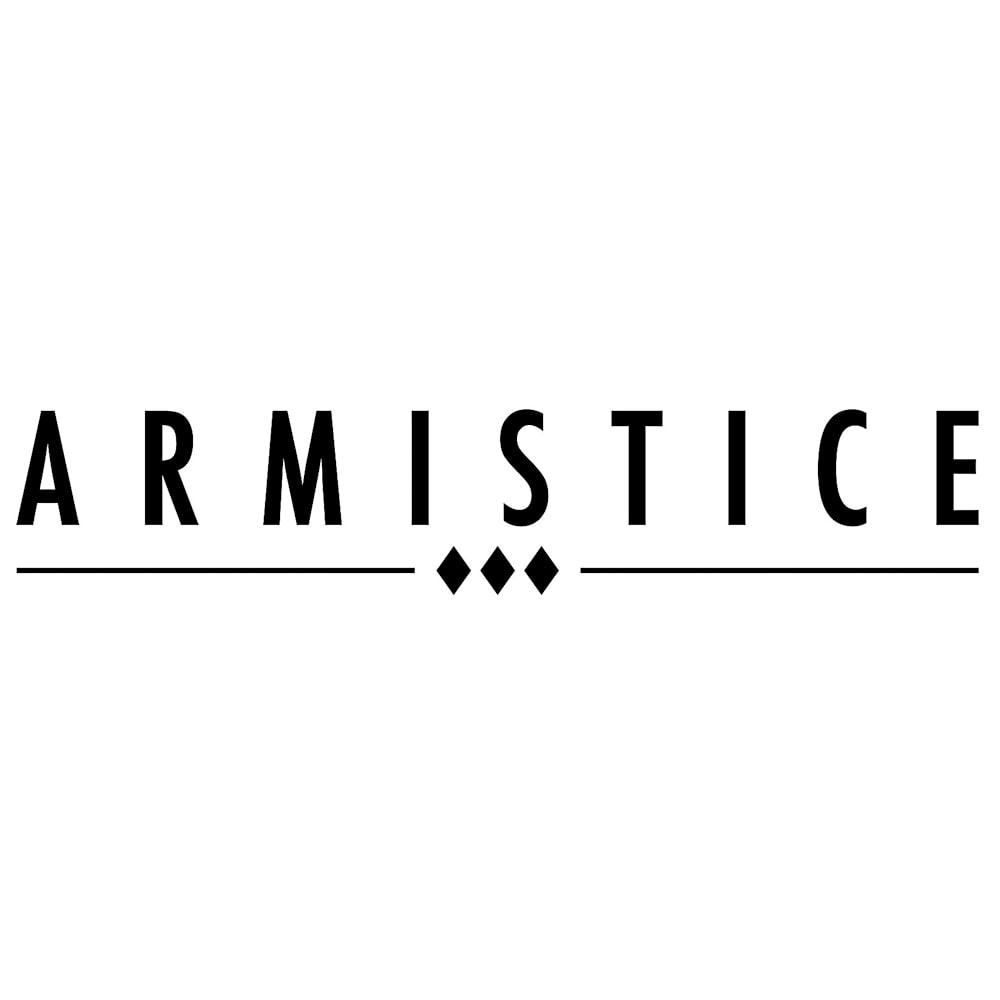 ARMISTICE/アーミスティス 千鳥格子柄 レースアップ ショートブーツ