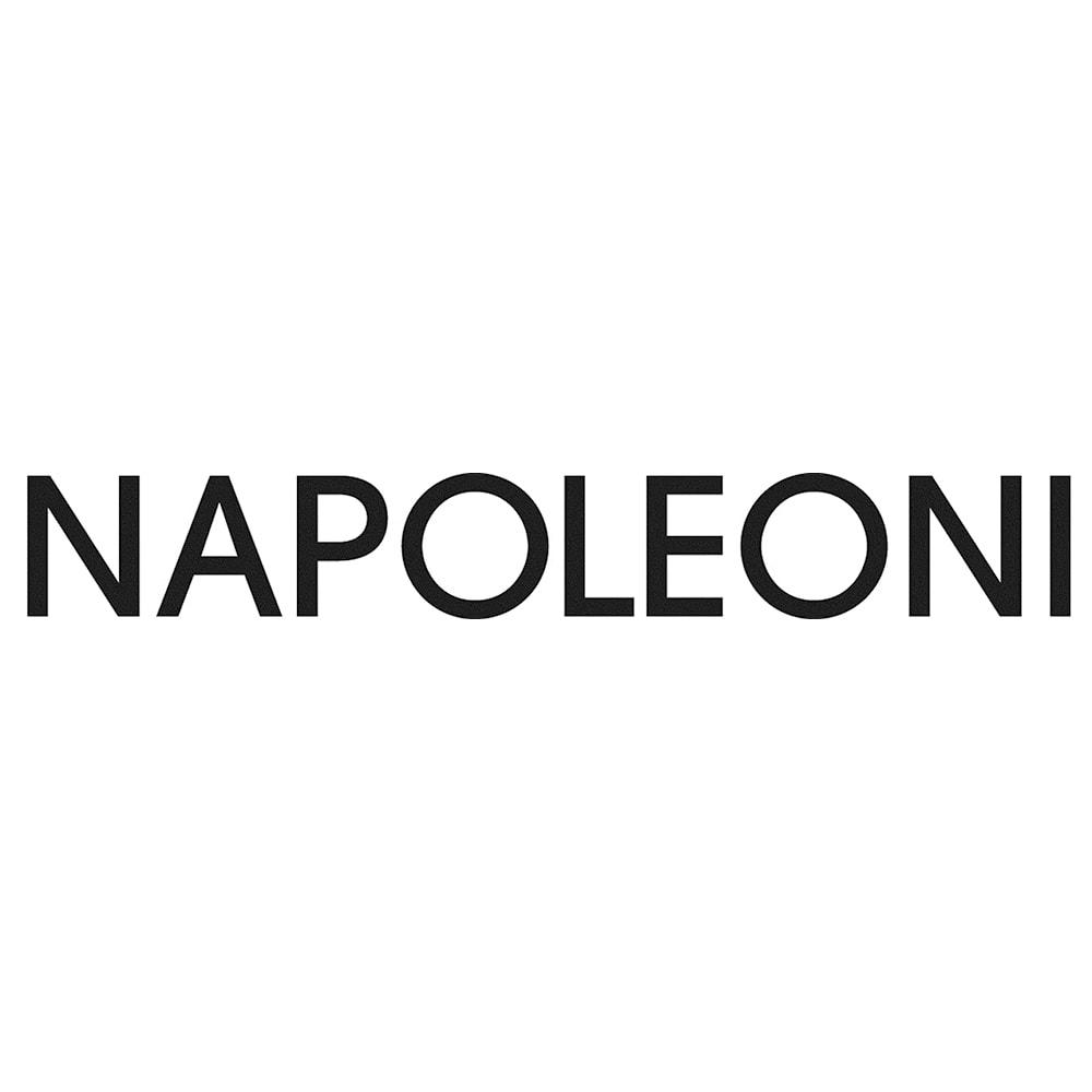 NAPOLEONI/ナポレオーニ スタッズ クロス サンダル(イタリア製)