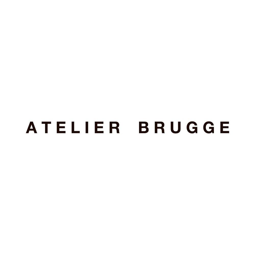 ATELIER BRUGGE/アトリエブルージュ ポインテッドトゥ バレエシリーズ レザー