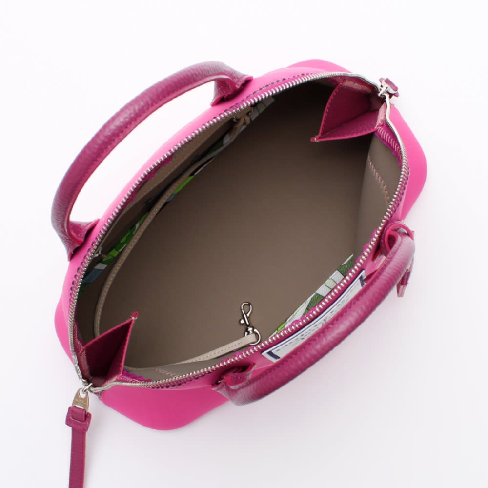 A.D.M.J./エーディーエムジェー バッグ 21SA01022 (オ)ピンク Inside