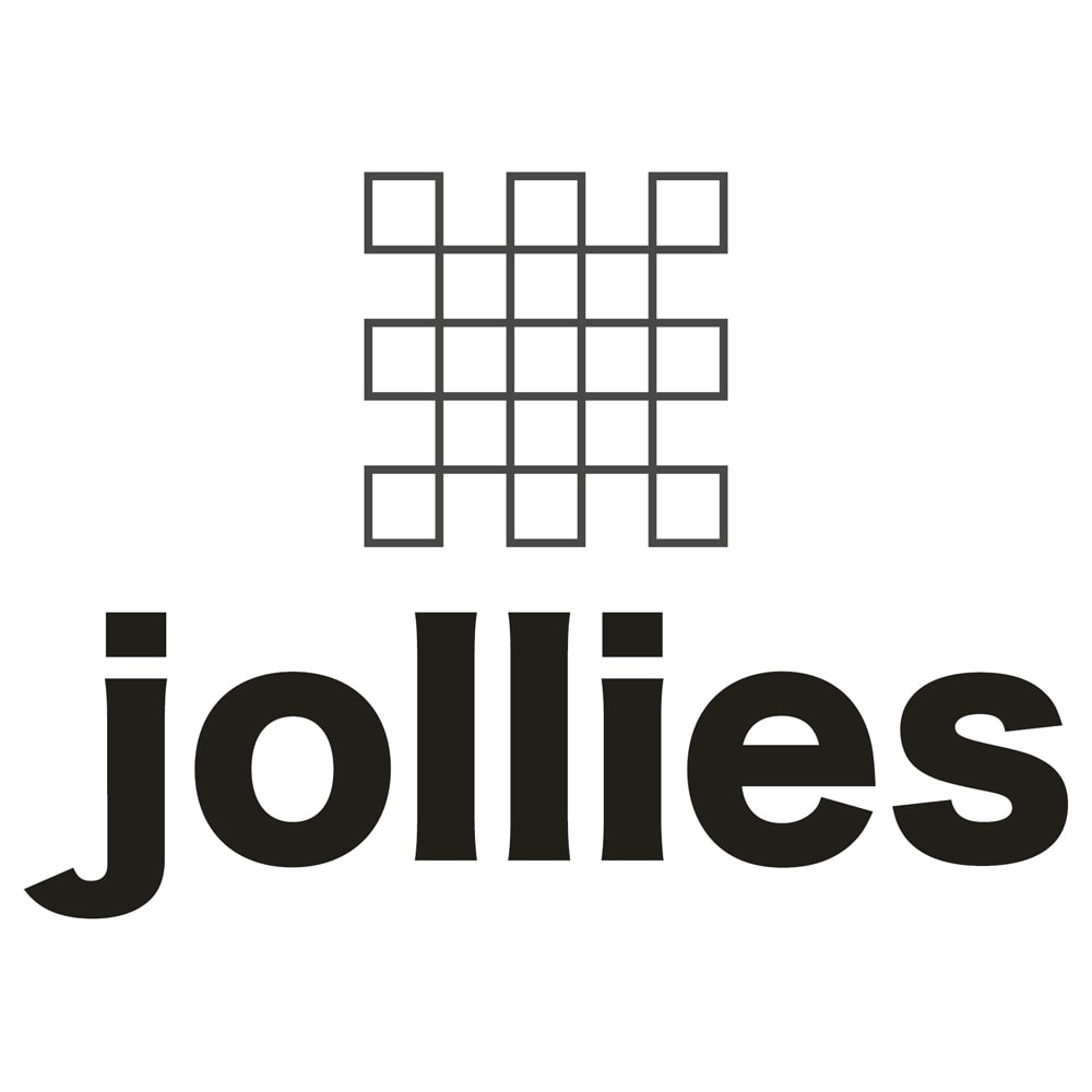 jollies/ジョリーズ コラボ フリンジ付き カゴバッグ