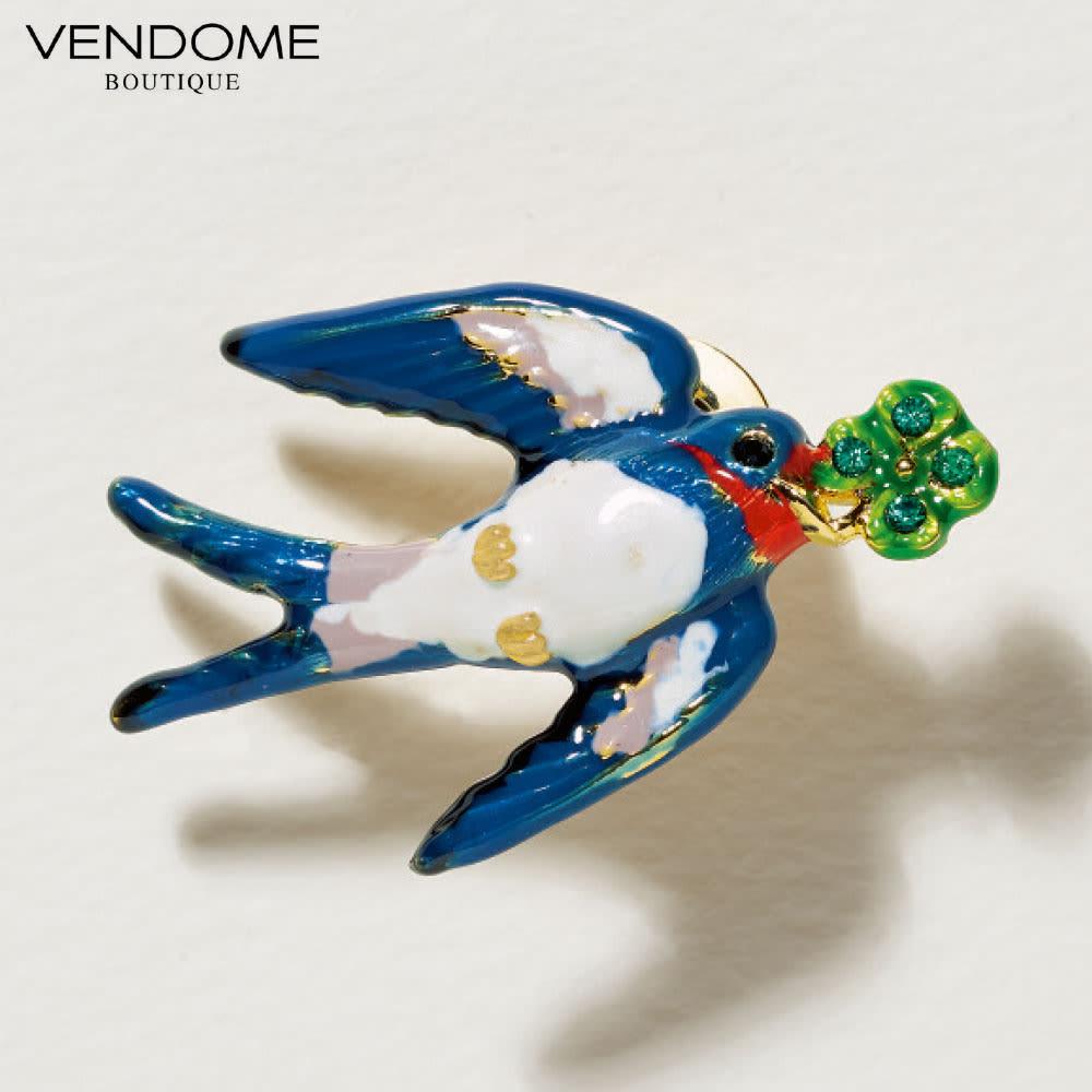VENDOME BOUTIQUE/ヴァンドームブティック ツバメ ピンズ レディース コサージュ・ブローチ