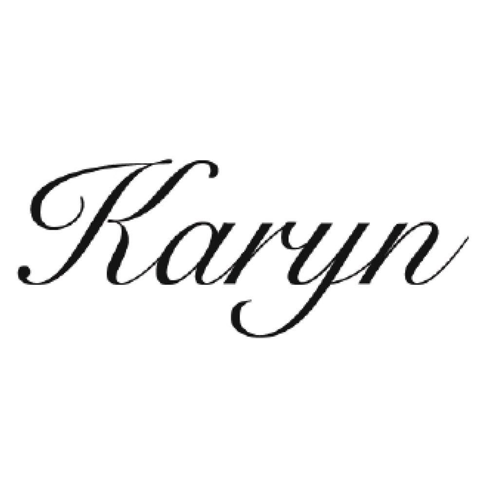Karyn/キャリン ホースヘアプリント クラッチ