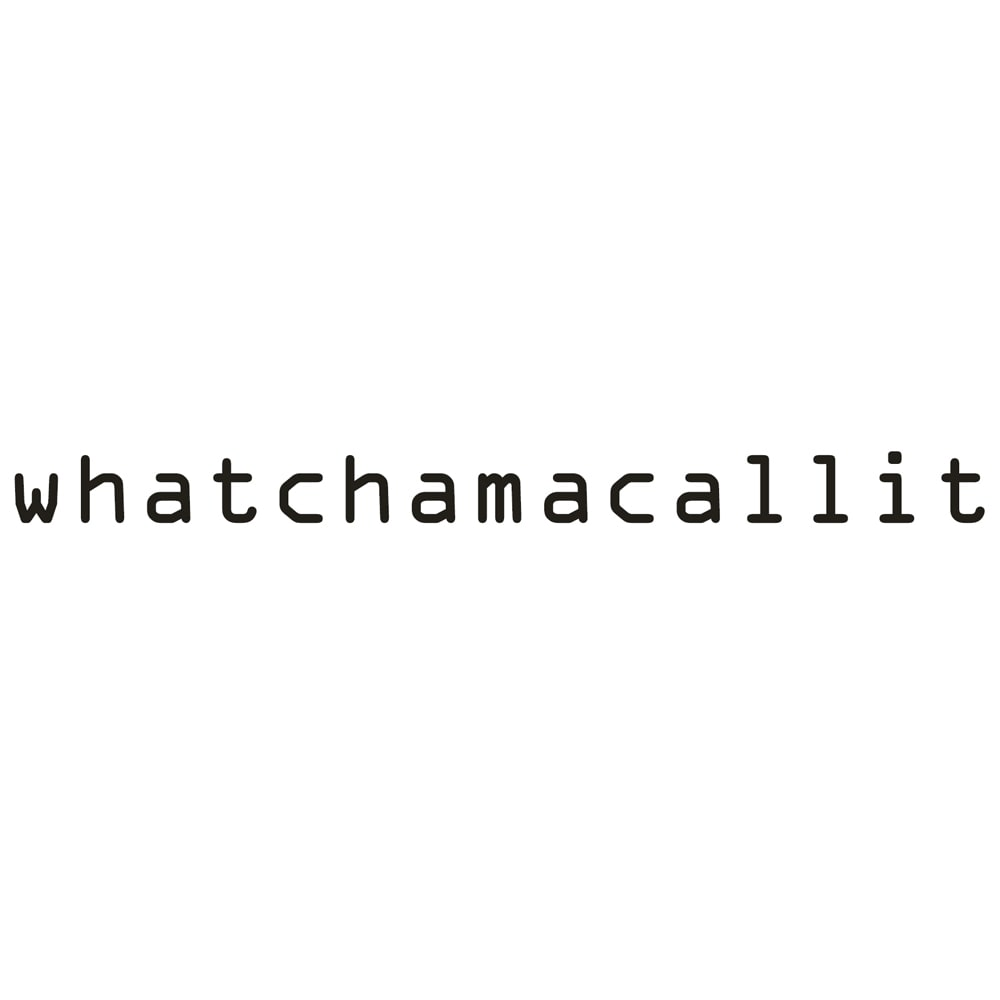 whatchamacallit/ワチャマコリ ショルダー付き スマホケース