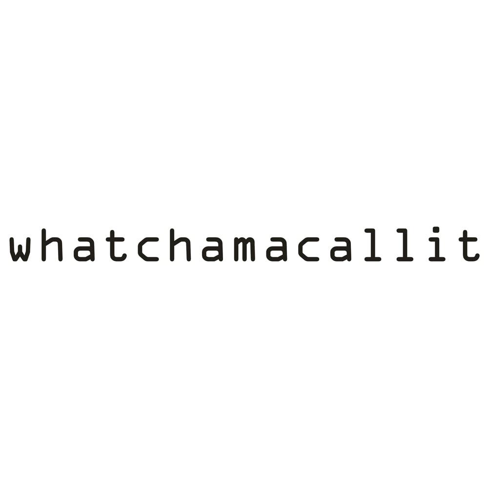 whatchamacallit/ワチャマコリ フェルト トートバッグ