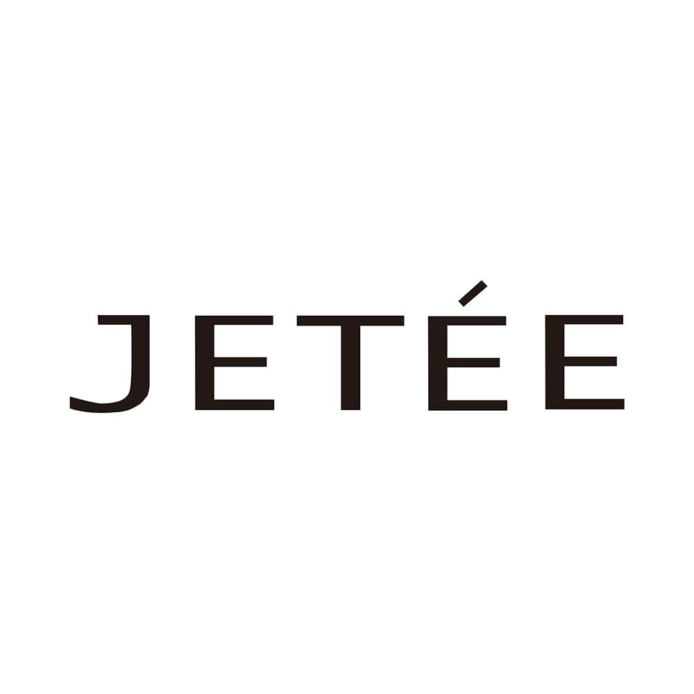 JETEE/ジュテ オープントゥ リネン パンプス