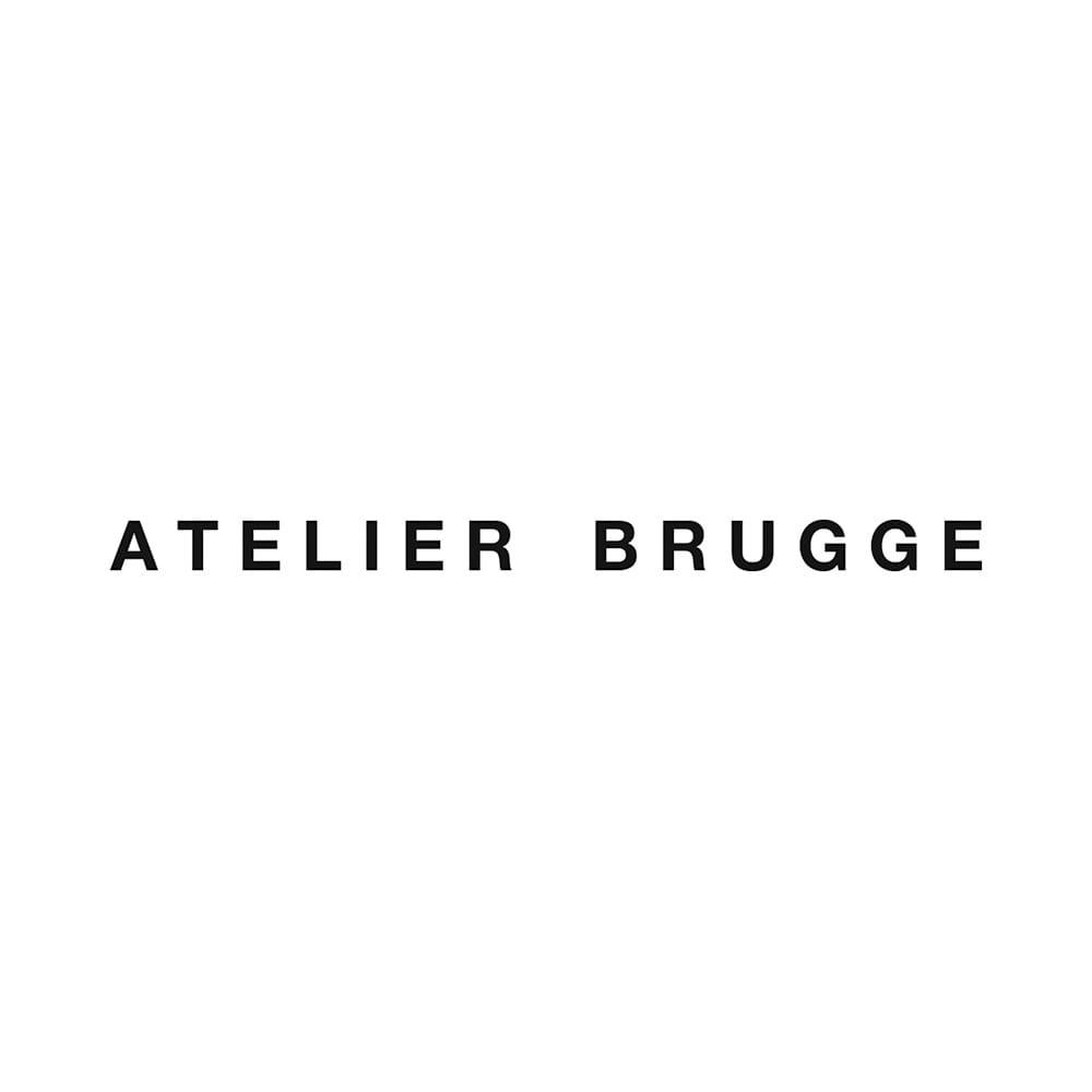 ATELIER BRUGGE/アトリエブルージュ 素材コンビローファー