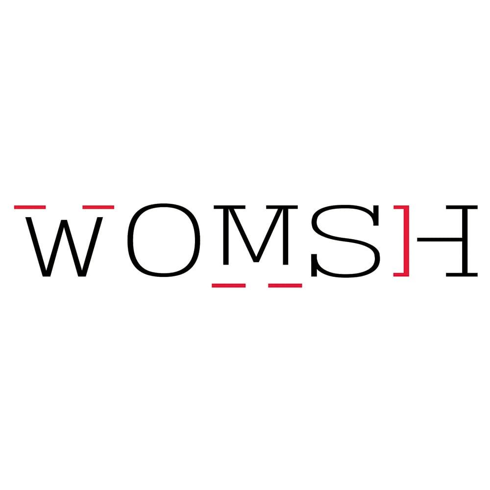 WOMSH/ウォムシュ カモフラージュ柄 スニーカー(イタリア製)