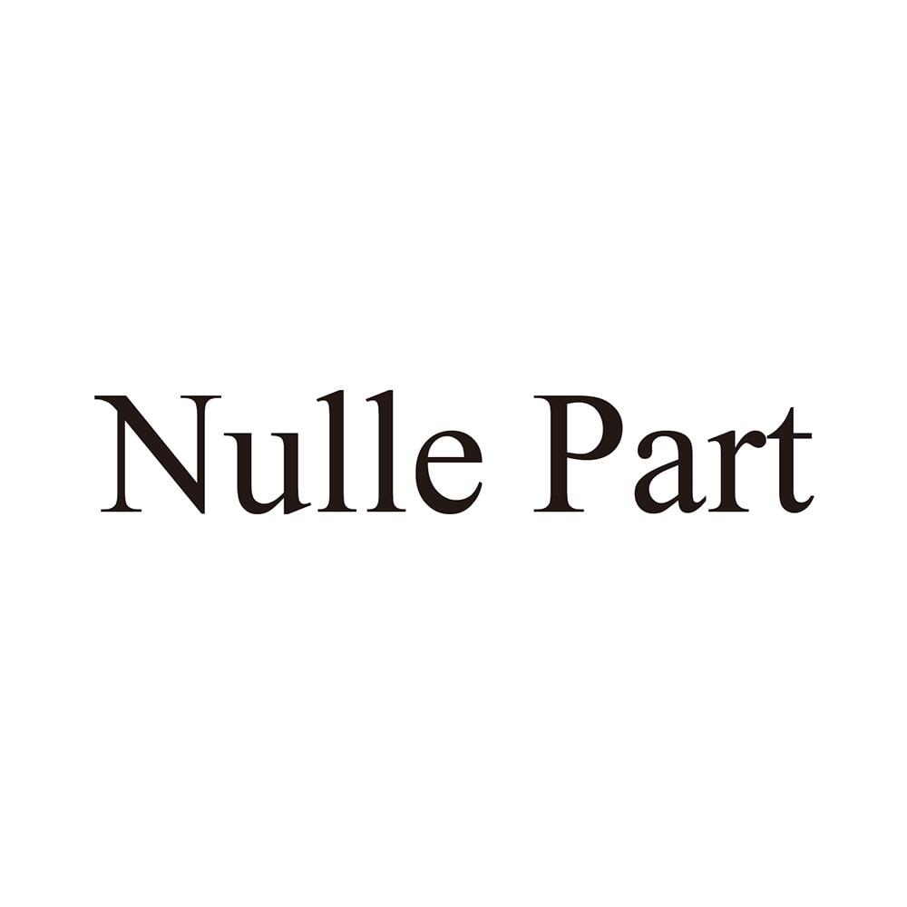 Nulle Part/ニルパール バンブーハンドル メタリックバッグ