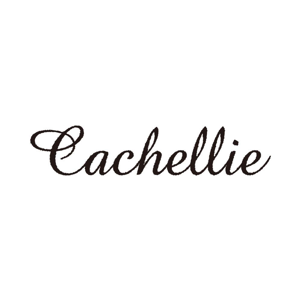 Cachellie/カシェリエ 素材コンビ バッグ