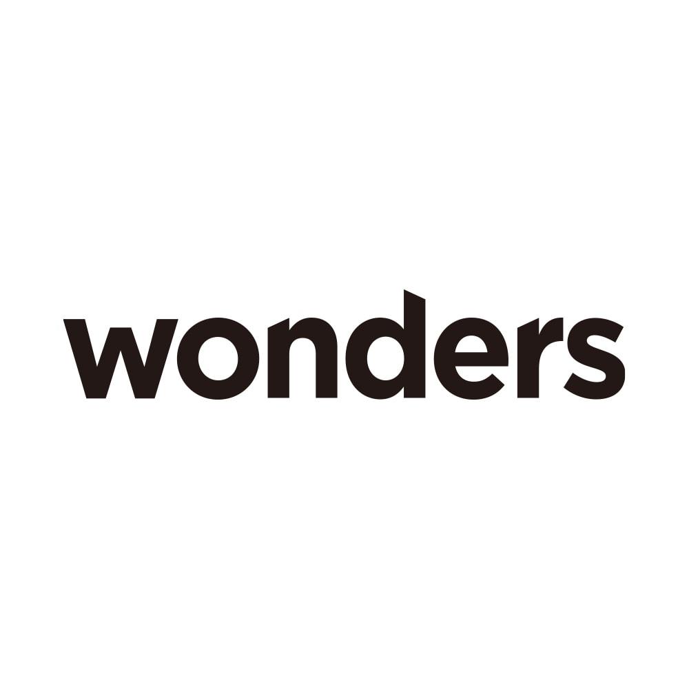 wonders/ワンダース 厚底 スリッポン(スペイン製)