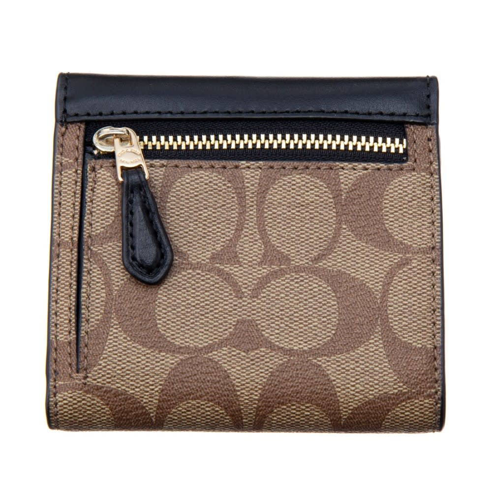 COACH OUTLET/コーチアウトレット 折財布 87589 Back