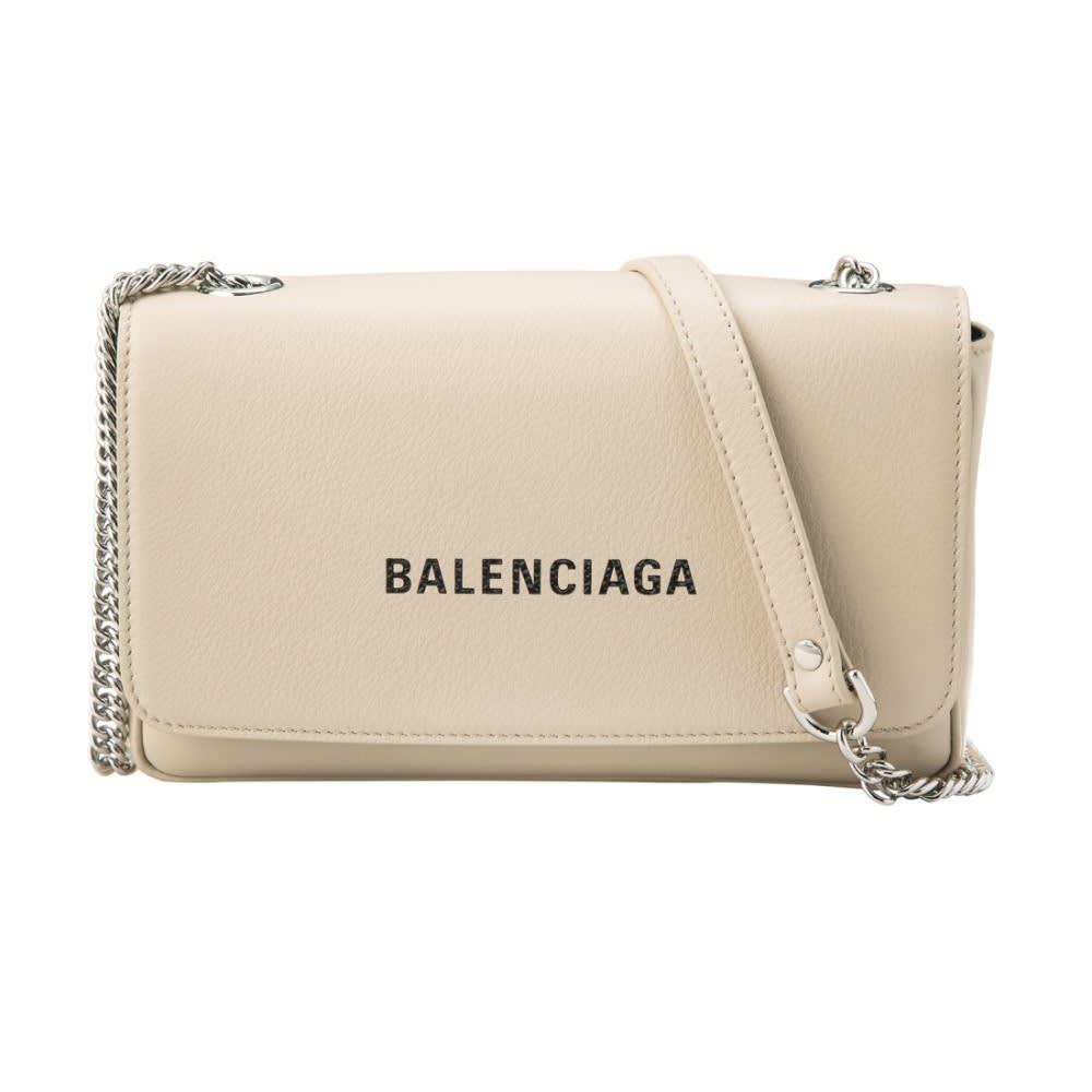 BALENCIAGA/バレンシアガ チェーンショルダー 537387 DLQ4N (ア)ベージュ