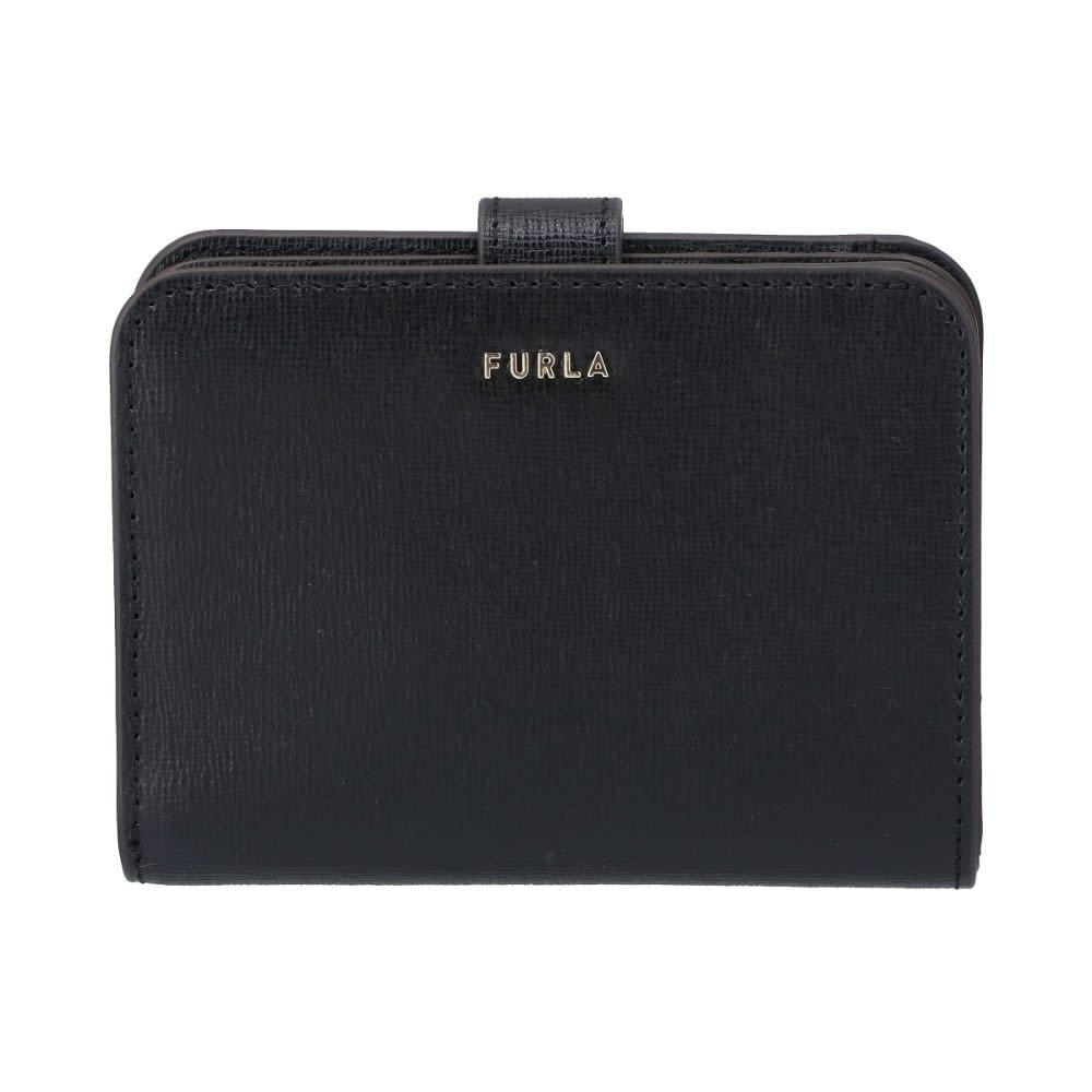 FURLA/フルラ 折財布 PCY0UNOB30 (エ)ブラック