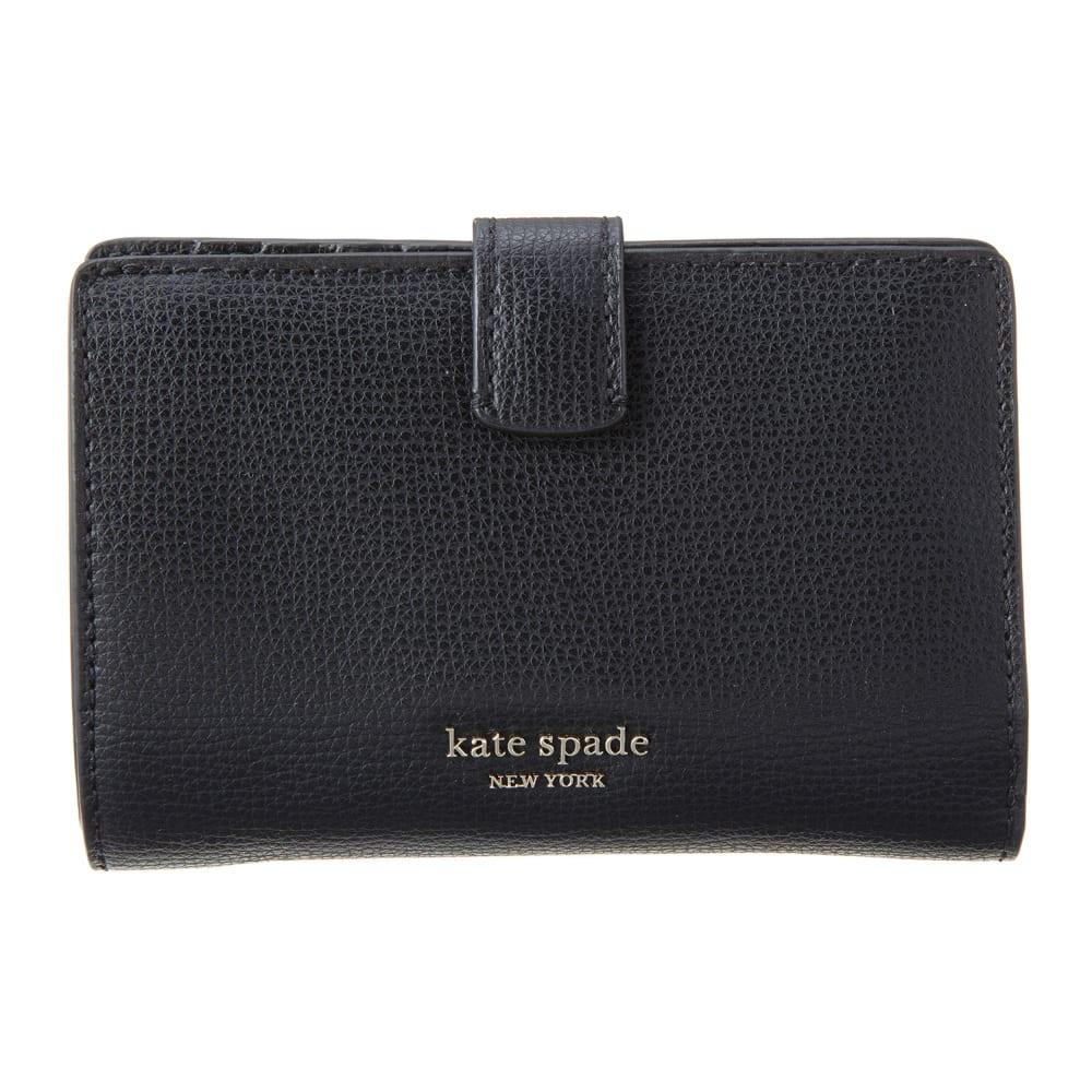 kate spade/ケイト・スペード 折財布 PWRU7230 (ア)ブラック