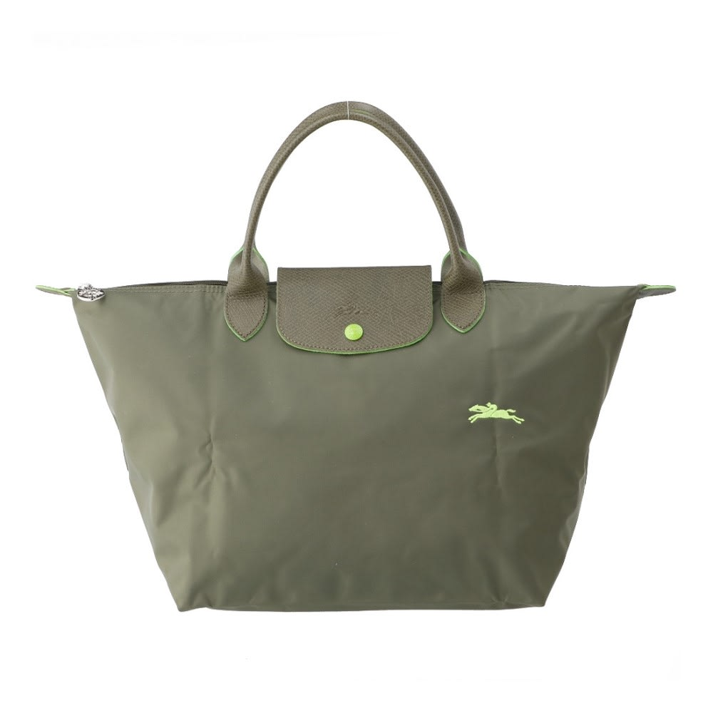 LONGCHAMP/ロンシャン トート 1623619 レディース チョーク/グリーン/ペールブルー レザーバッグ・革バッグ