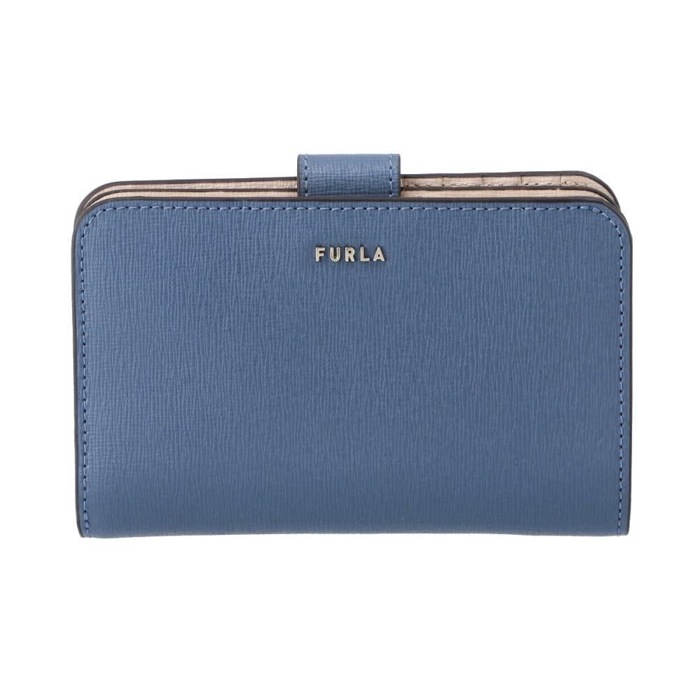 FURLA/フルラ 折財布 PCX9UNOB30 (ア)ブルー