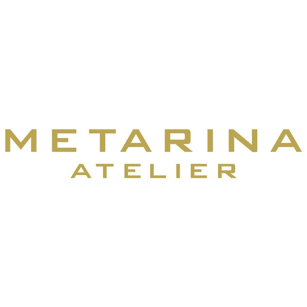 ATELIER METARINA/アトリエ メタリナ ドイツアクリル麻 ネックレス