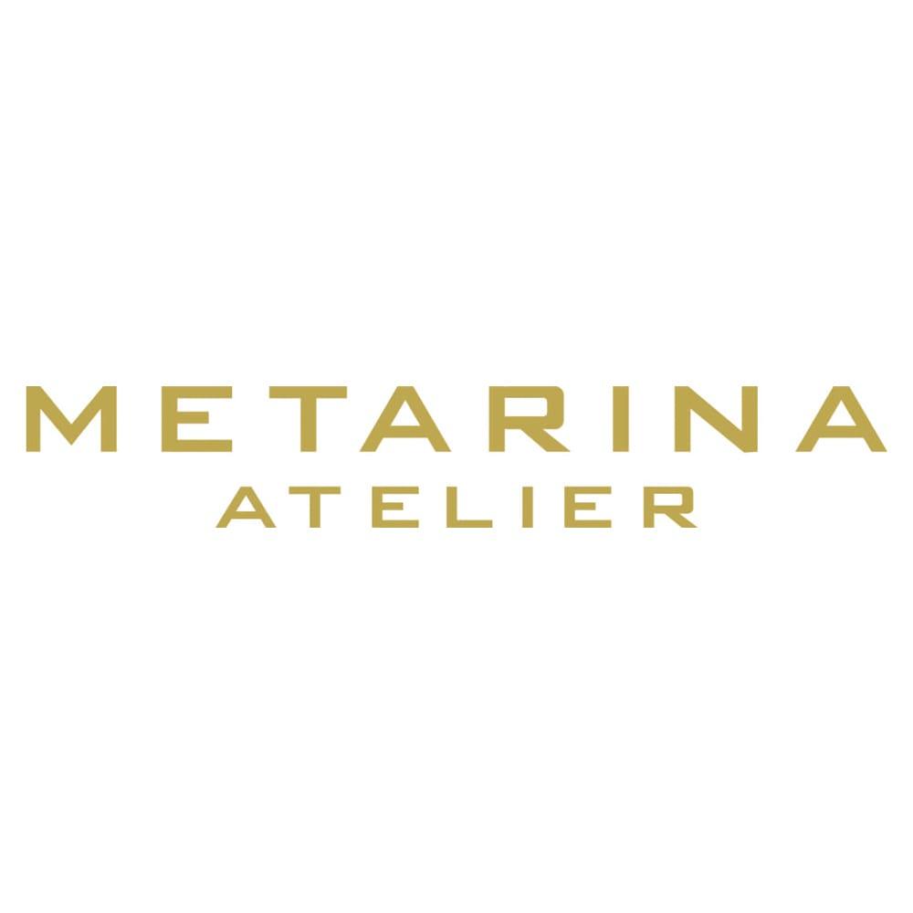 ATELIER METARINA/アトリエ メタリナ スモーキークオーツ リボンネックレス