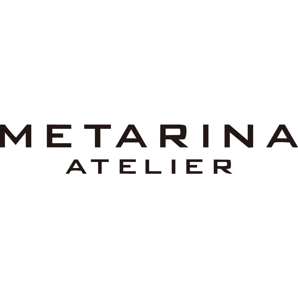 ATELIER METARINA/アトリエ メタリナ ドイツアクリル 多連ネックレス