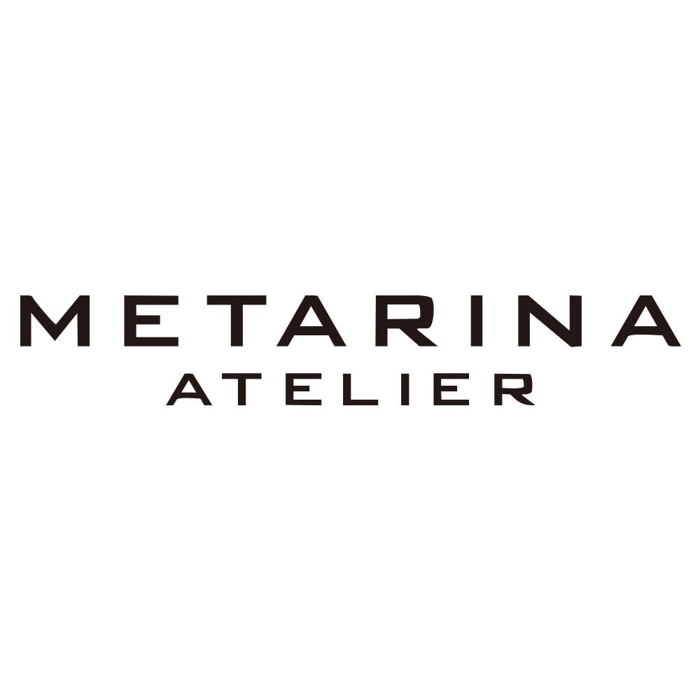 ATELIER METARINA/アトリエ メタリナ 樹脂パール タッセルラリエット ネックレス