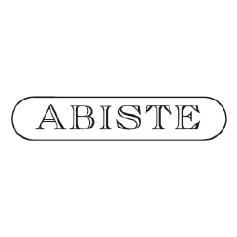 ABISTE/アビステ チェーン風 ネックレス(イタリア製)