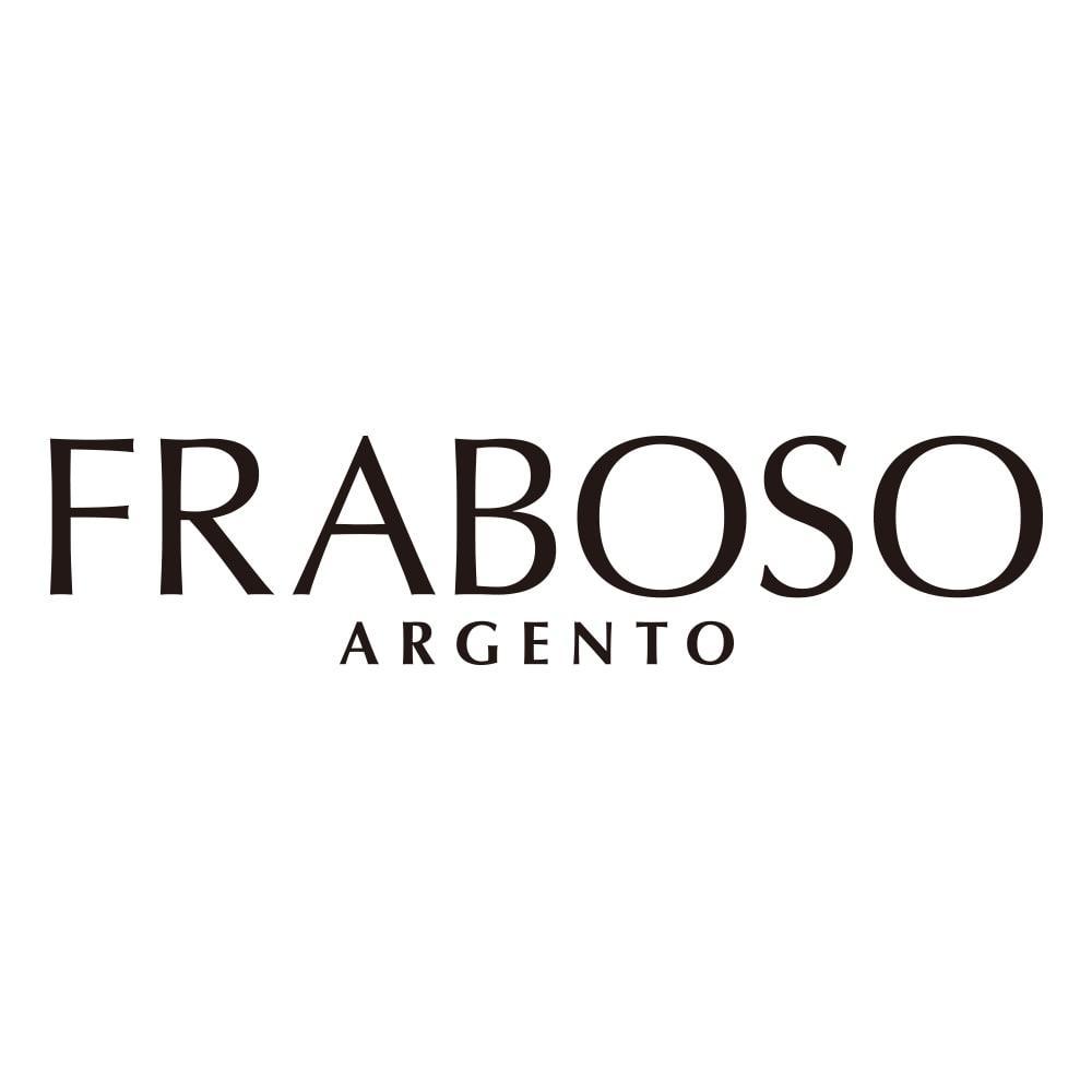 FRABOSO/フラボッソ SV サークル ロングネックレス(イタリア製)