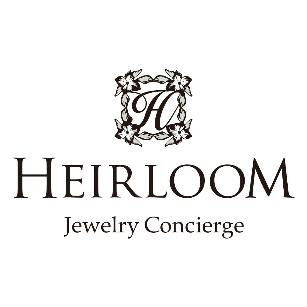 HEIRLOOM/エアルーム SV リーフ ロングペンダント