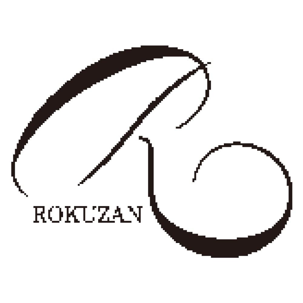 ROKUZAN/碌山 SV コンクシェル ロングネックレス