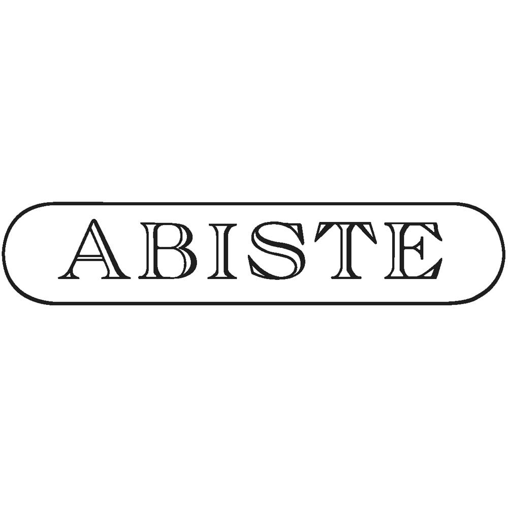 ABISTE/アビステ シルバー×ブラック ブレスレット