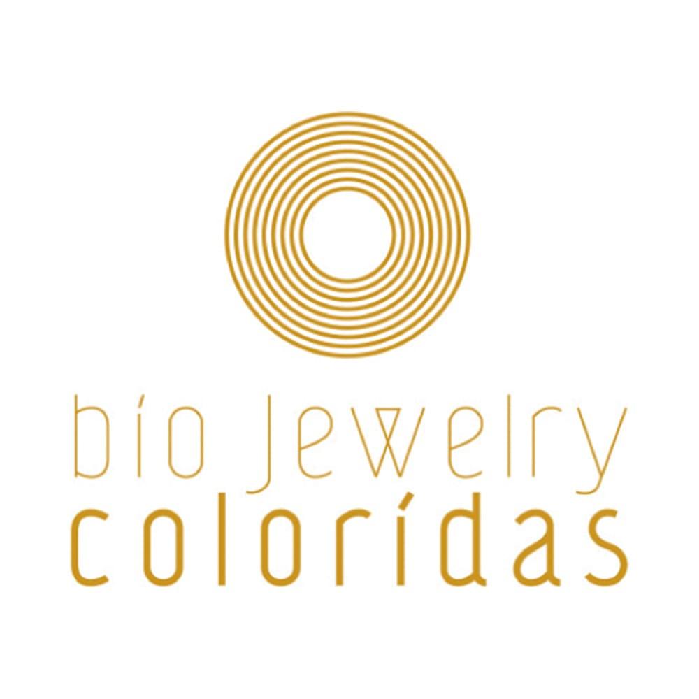 Coloridas/コロリーダス ラウンドコーラル ピアス